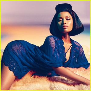 Nicki Minaj Named New Face of Roberto Cavalli - See Her Glamour Shots!
