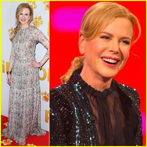 Nicole Kidman Says Her Dad Would've Loved 'Paddington'