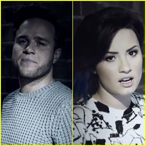 Olly Murs & Demi Lovato Get Emotional in 'Up' Music Video - Watch Now!