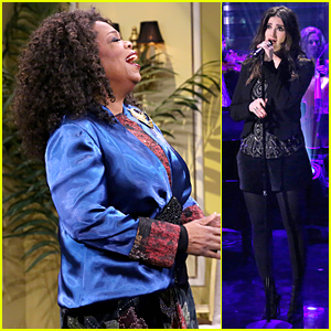 Oprah Winfrey's Autotuned Voice Makes Us Laugh in Soap Opera 'Tonight Show' Skit - Watch Now!