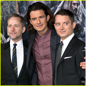 Orlando Bloom Reunites with 'Lord of the Rings' Co-stars at Final 'Hobbit' Premiere!
