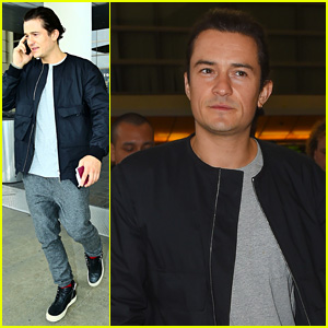Orlando Bloom Says Sculpture Was Once 'His Thing'