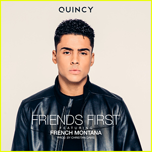 Quincy ft. French Montana: 'Friends First' Lyric Video Premiere! (Exclusive)