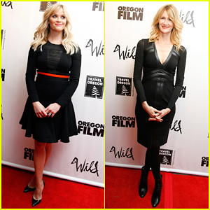 Reese Witherspoon & Laura Dern Get 'Wild' in Portland!
