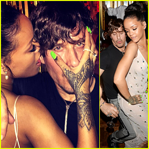 Rihanna Was Seen Licking the Face of This Famous Fashion Photographer