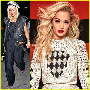 Rita Ora: Watch 'The Voice UK' Trailer Now!