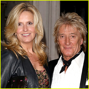 Rod Stewart Recently Survived a Head-On Car Collision