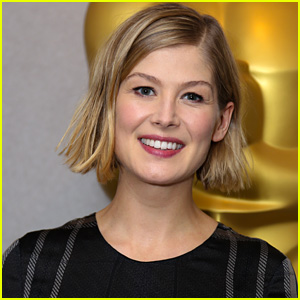 Rosamund Pike Welcomes Second Child with Robie Uniacke