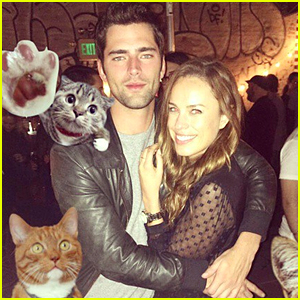 Sean O'Pry Is Dating Actress Jessica McNamee! (Exclusive)