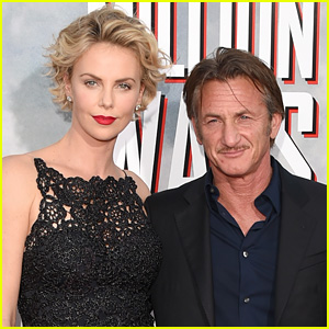 Sean Penn & Charlize Theron Got Engaged in November - Report