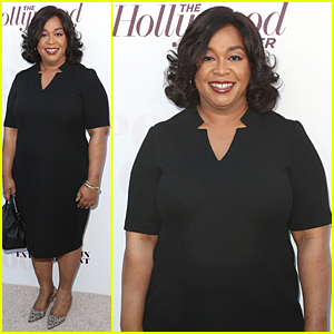 Shonda Rhimes Inspires Us All in 'THR' Women in Entertainment Acceptance Speech - Watch Now!