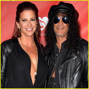 Slash Files for Divorce From Perla Ferrar | E! News ... |Perla Hudson Instagram