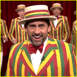 Steve Carell & the Ragtime Gals Barber Shop Quartet Sing 'Sexual Healing' on 'Tonight Show' - Watch Now!