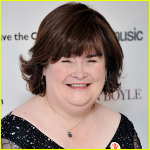 Susan Boyle Reveals She Has Her First Boyfriend at Age 53