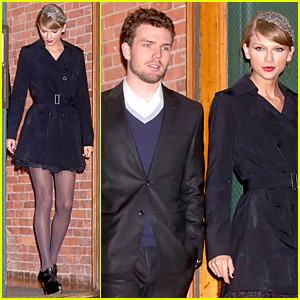 b7c371440 Taylor Swift & Brother Austin Are the Best Dressed Siblings at Formal  Holiday Dinner