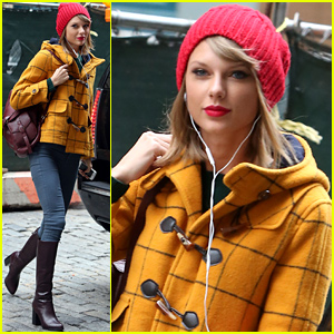 Taylor Swift Is Back in New York City After Addressing Those Dating Rumors!