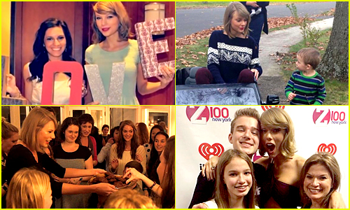 10 Best Things Taylor Swift Did for Her Fans in 2014