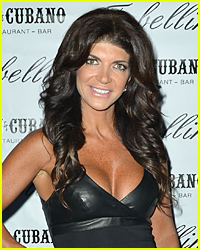 Teresa Giudice Enjoys Last 10 Days of Freedom at Holiday Party