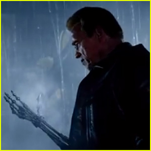 'Terminator: Genisys' Teaser Trailer Brings Back Arnold Schwarzenegger - Watch Now!