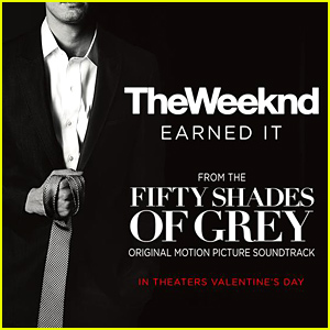 The Weeknd Debuts Sexy 'Fifty Shades of Grey' Song 'Earned It' - Listen Now!