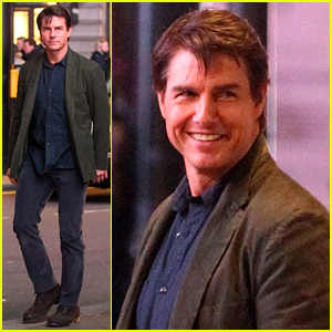 Tom Cruise Almost Got Hit By a London Bus for 'Mission: Impossible 5' Filming!
