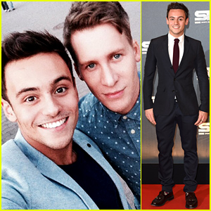 Tom Daley & His Boyfriend Dustin Lance Black Did Something Amazing for Charity!