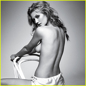 Toni Garrn Is Showing Off A Whole Ton of Her Topless Body in This Sexy Photo Shoot!
