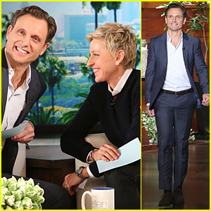 Tony Goldwyn Admits He Was Embarrassed Doing a Phone Sex Scene For 'Scandal'