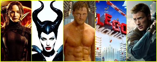 Top 10 Highest Grossing Films of 2014 - See the Full List Here!