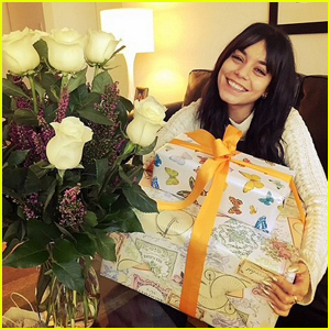 Vanessa Hudgens Shows Off Birthday Presents from Boyfriend Austin Butler!