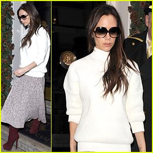 Victoria Beckham Creates Nail Polish Inspired By Fashion Line