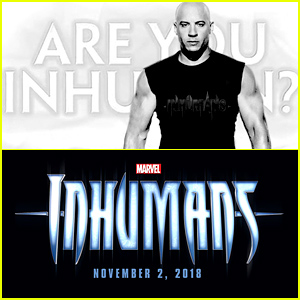 Vin Diesel Teases Possible Involvement in Marvel's 'Inhumans' Movie!