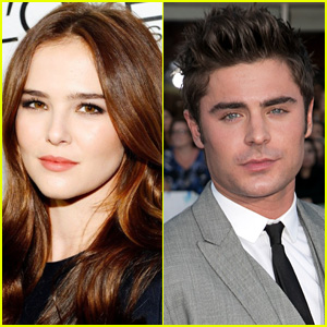Zoey Deutch Will Be Zac Efron's Love Interest in 'Dirty Grandpa'!