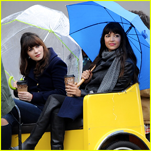 Zooey Deschanel Being Sued For Injuring a Horse