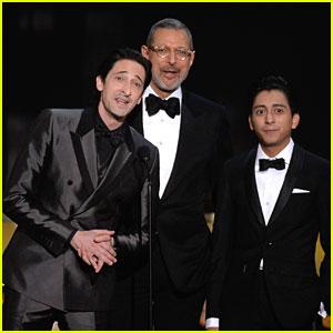 Adrien Brody & Jeff Goldblum Bring 'The Grand Budapest Hotel' to SAG Awards 2015