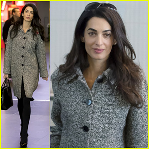 Amal Clooney Was Asked Fashion Questions While Representing Armenia in Genocide Trial