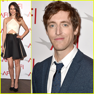 Amanda Crew Brings 'Silicon Valley' To AFI Awards 2015