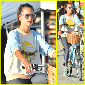 Alessandra Ambrosio Wants You to Dream Higher Than the Sky