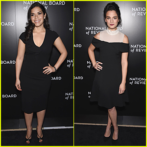 America Ferrera's 'How to Train Your Dragon 2' is Best Animated Feature at NBR Gala 2015