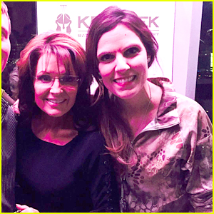 'American Sniper' Widow Taya Kyle Hosts Charity Event with Sarah Palin