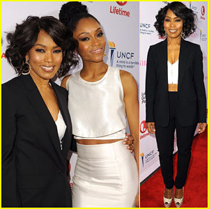 Angela Bassett Makes Her Directorial Debut with 'Whitney'