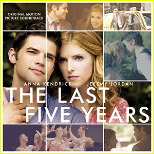 'Last Five Years' Soundtrack's First Two Songs Get Released!