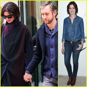 Anne Hathaway on Her Husband Adam Shulman: 'I'm His & He's Mine'