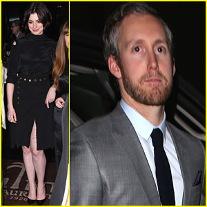 Anne Hathaway Respects Husband Adam Shulman 'So Much More' After Working with Him