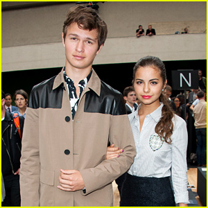 Ansel Elgort & Ex Violetta Komyshan Are Reportedly Back Together