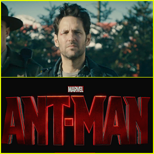 'Ant-Man' Human-Sized Teaser Trailer Released - Watch Now!