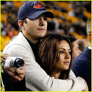Did Ashton Kutcher & Mila Kunis Marry? See the Cryptic Pic!