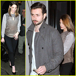 ashley greene dating reeve carney