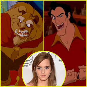 'Beauty & the Beast' Dream Casting: Beast & Gaston Edition!