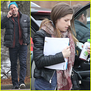 Ben Affleck & Anna Kendrick Begin Shooting 'The Accountant' in Atlanta
